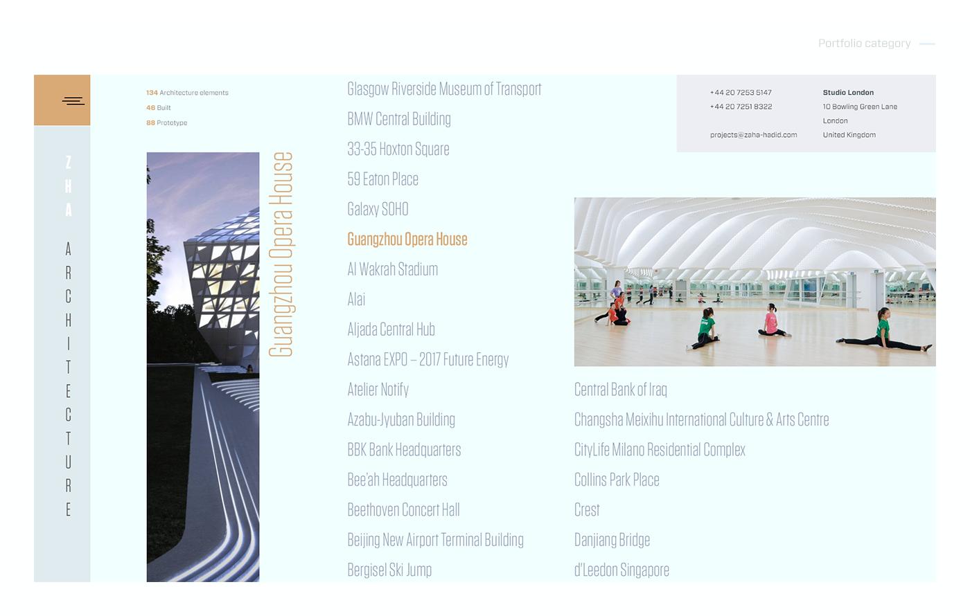 ZHA Catalog