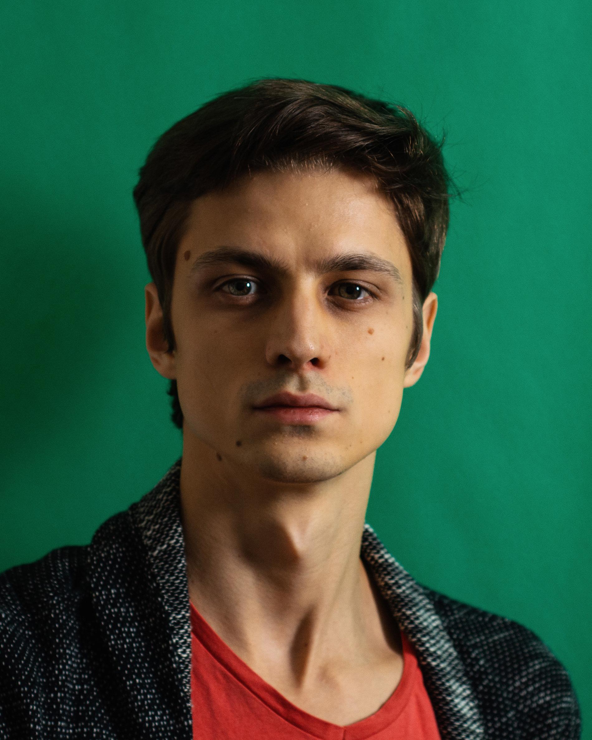 Maxim Kuznetsov — UI/UX designer